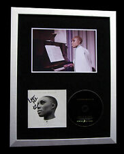 LAURA MVULA+SIGNED+FRAMED+SING TO MOON+GARDEN=100% AUTHENTIC+EXPRESS GLOBAL SHIP