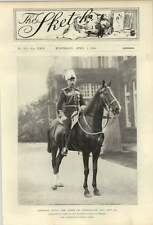 1900 The Duke Of Connaught Commander-in-chief Queens Forces In Ireland