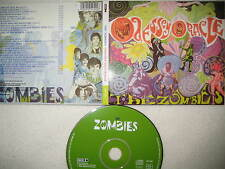 CD Limitiertes Digipak The Zombies ‎– Odessey And Oracle Psychedelic Rock