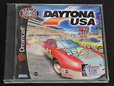 Daytona USA (Sega Dreamcast, 2001) - VERY GOOD!