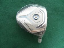 NEW* TOUR ISSUE* Taylormade JETSPEED *LONG HOSEL* 14 / 15* 3 Wood HEAD .#03J