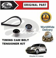 FOR CHRYSLER PT CRUISER 2.0i 9/2002-12/2004 New GATES Timing Belt Kit OE QUALITY