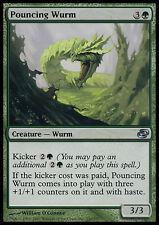 MTG POUNCING WURM - WURM SCATTANTE - PLC - MAGIC