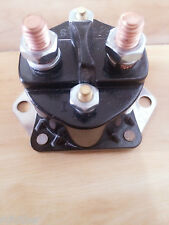 SOLENOID RELAY FOR CLUB CAR DS & CARRYALL MODELS GOLF CART 12 VOLT