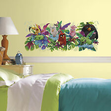 "39"" ANGRY BIRDS MOVIE GIANT WALL DECALS Kids Bedroom Sticker Game Toy Room Decor"