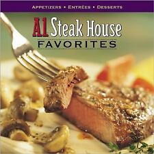 NEW - A-1 Steak House Favorites (Better Homes and Gardens Test Kitchen)