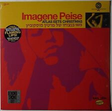 The Flaming Lips - Imagene Peise - Atlas Eets Christmas LP