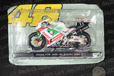 Honda VTR 1000-8h Rossi Suzuka 2000 Motorcycle Racing Model 1/18