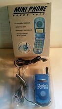 Readers Digest Mini Phone with Box