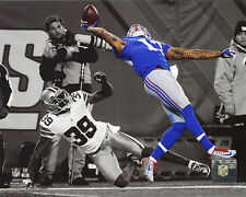 Odell Beckham The Catch New York Giants 2014 Spotlight Action 8x10 Photo