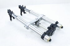 06-07 HONDA CBR 1000RR OEM COMPLETE FRONT END FORKS SUSPENSION TRIPLE TREE