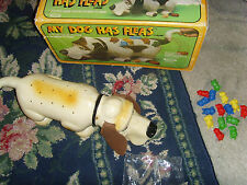 Vintage game My Dog Has Fleas Ideal toy corp. parts/pieces replacement repair