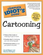 The Complete Idiot's Guide to Cartooning-ExLibrary