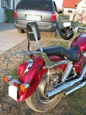 SISSY BAR P.BACKREST + LUGGAGE RACK HONDA SHADOW VT 1100 C2 SABRE (SC43)