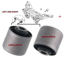 FOR NISSAN XTRAIL T31 2.0 2.5 08 09 10 11 12 13 BACK DIFFERENTIAL DIFF ARM BUSH