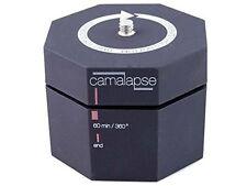 CAMALAPSE 4 Panoramic Time Lapse 5lb Rotation Mount Kit For Canon Rebel DSLR slr
