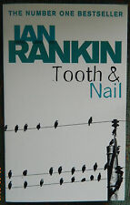 TOOTH AND NAIL new book free UK P&P
