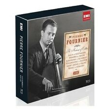 BACH/BEETHOVEN/BRAHMS/HAYDN/+ - ICON: PIERRE FOURNIER 7 CD KLASSIK CELLO NEU