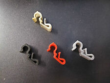 5x Escort MK4 RS Turbo XR3i Washer Jets Pipe Clips - 19 Colours