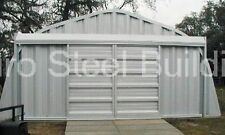 DuroSPAN Steel A30x44x16 Metal Prefab Ag Barn Shed Farm Shop Building Kit DiRECT