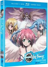 Heaven's Lost Property: The Angeloid  (2013, Blu-ray NIEUW) BLU-RAY/WS2 DISC SET