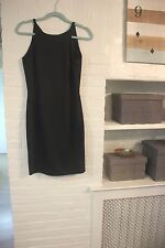 Laundry by Shelly Segal Little Black Dress Vintage 1995 - AUDREY HEPBURN STYLE
