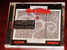 Cro-Mags: Alpha Omega CD 2016 Reissue Divebomb Records USA DIVE118 NEW