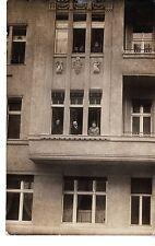 Berlin Fotopostkarte Privathaus 1914 Photo-Verlag Kraft Prenzlauer Allee 1502407