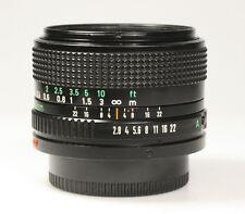 CANON FD 28mm 1:2.8 - 2.8/28 für A-1,AE-1,F1 mit. 1 Jahr Gewährleistung