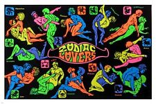 zodiac SEX poster FUNNY COLORFUL ALL DIFFERENT POSITIONS 24X36 unique NEW
