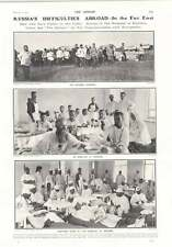 1905 Russian Losses Hospital In Mukden The Battle On The Sha-ho Manchuria