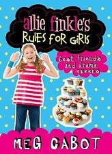 Allie Finkle's Rules for Girls: Best Friends and Drama Queens, Meg Cabot