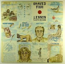 "12"" LP - Lennon - Shaved Fish - A4581 - washed & cleaned"