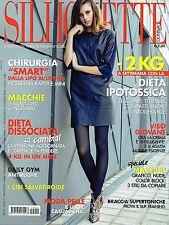 Silhouette 2015 11#Dieta ipotossica,Francesca Michielin,jjj