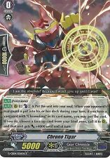 CARDFIGHT VANGUARD CARD: CHRONO TIGAR - G-CB04/026EN R