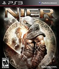 Nier [PlayStation 3 PS3, Action RPG, Square Enix Prequel to Nier Automata] NEW