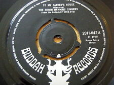 """THE EDWIN HAWKINS SINGERS - TO MY FATHER'S HOUSE  7"""" VINYL"""