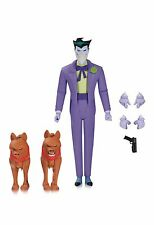 "Joker Batman the Animated Series NBA with Bud & Lou 6"" Action Figure New 2016"