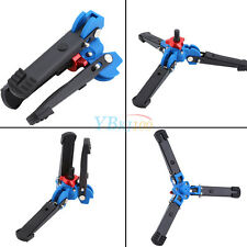 "Portable Three Legs Feet Monopod Holder Support Stand Base 3/8"" Screw Adapter GW"