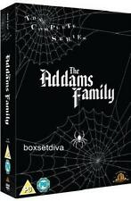 ADDAMS FAMILY COMPLETE COLLECTION SERIES 1, 2 & 3  -NEW