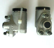 (Pair) JAGUAR XK120 Mk1  FRONT WHEEL CYLINDERS (For Manual Adjusting Brakes)