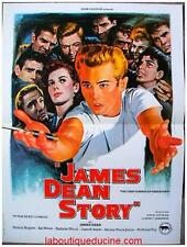 JAMES DEAN STORY Affiche Cinéma / Movie Poster DOCUMENTAIRE Denis Hopper