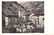 9280) PIANACCIO DI LIZZANO (BOLOGNA) LA CHIESA. ILLUSTRATORE GUGLIELMINI.