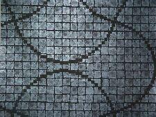 Rasch Papel Pintado Versátil 317069 Retro pequeño Patrones de mosaico negro