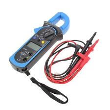 Digital Auto Range Clamp Multimeter Tester DMM AC DC Voltage Volt Ohm Amp Meter