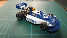 SCALEXTRIC ROTHMANS MARCH 771 Modified F1 Car - With New Rear Tyres !