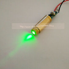 532nm 5mw Green Laser Dot Module 3VDC