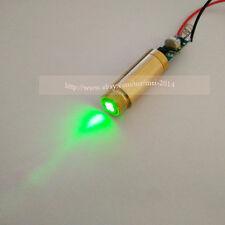 532nm 5mw Green Laser Dot Module 3VDC