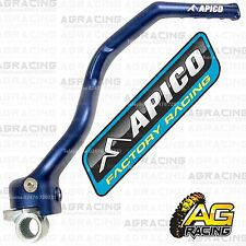 Apico Blue Kick Start Lever Pedal For Kawasaki KX 250F 2010 Motocross Enduro New