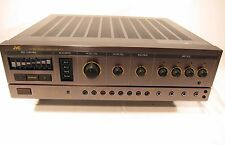 RARE JVC AX-K66 Stereo Mixing Amplifier Amp Digital Echo AX-K66TN Microphone